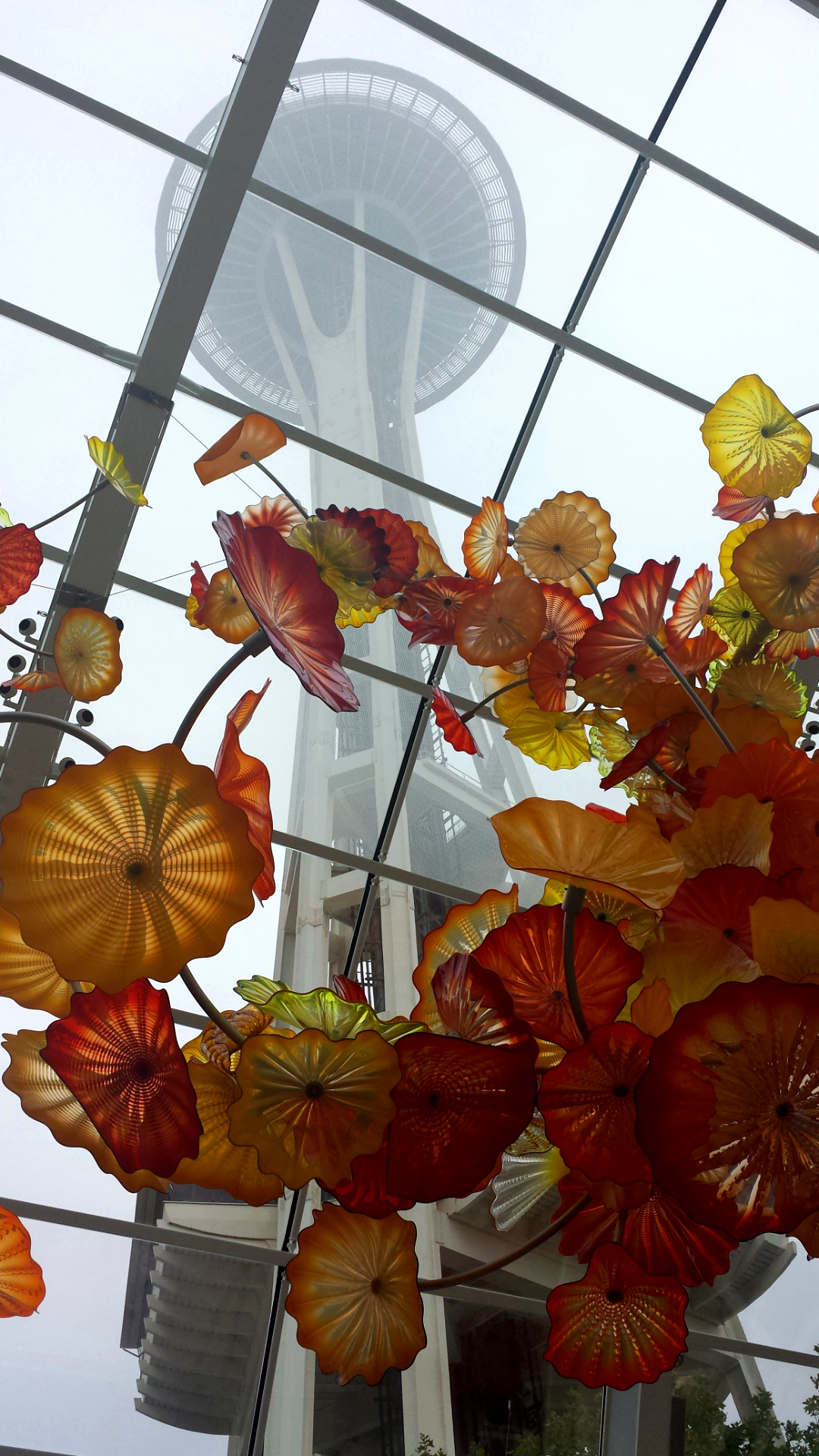 play tourist] chihuly garden & glass – Seattle by Sarah
