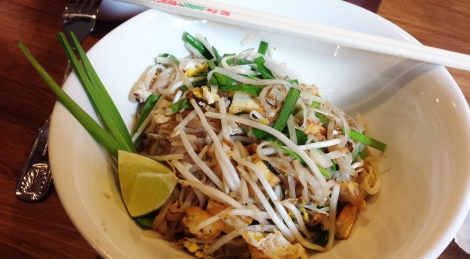 Pad Thai at Little Uncle