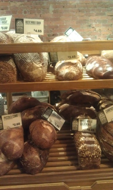 Grand Central Bakery bread